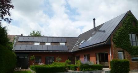 PV-PANELEN TENESOL 10,29 kWp