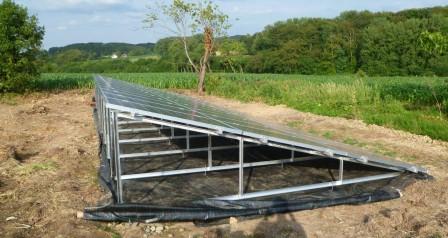 pv-panelen SHARP 10,78 KWP