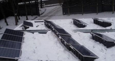 zonnepanelen installatie renusol consoles Vinck Igor - Hofstade