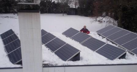 zonnepanelen renusol consoles Vinck Igor - Hofstade - 9,88 kwp